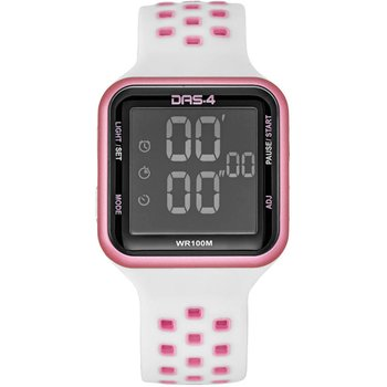DAS.4 watch LD18 Purple LCD