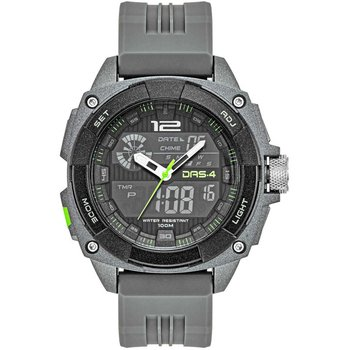 DAS.4 watch LD11 Graphite LCD