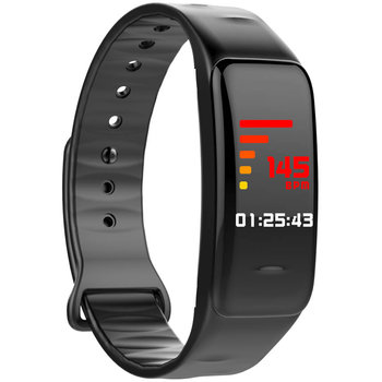 DAS.4 Activity Tracker Black CN19 connected