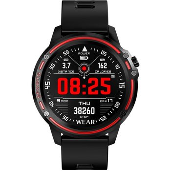 DAS.4 Smartwatch Red SG14