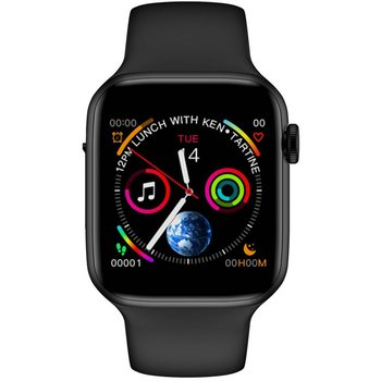 DAS.4 Smartwatch Black SL16