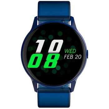 VOGUE Cosmic Smartwatch Blue Silicone Strap