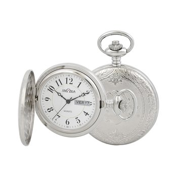 INORA Metallic Pocket Watch