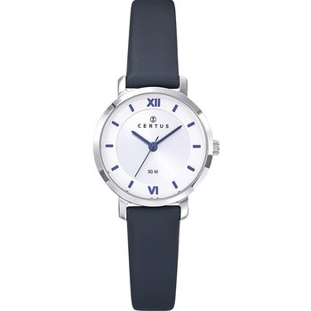 CERTUS Ladies Blue Leather