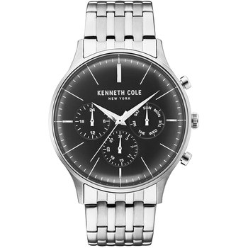 KENNETH COLE Gents Silver