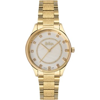 LEE COOPER Ladies Gold Stainless Steel Bracelet
