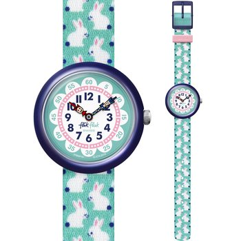 Flik Flak Hophophop Multicolor Fabric Strap