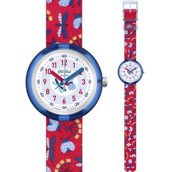 Flik Flak Demoiselles Multicolor Fabric Strap