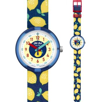 Flik Flak Limonata Multicolor Fabric Strap