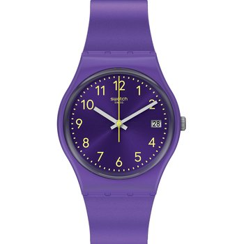 SWATCH Purplazing Purple