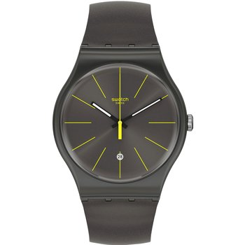 SWATCH Charcolazing Grey