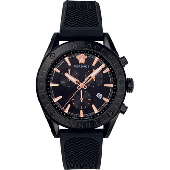 VERSACE V-Chrono Black