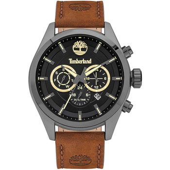 TIMBERLAND Ashmont Brown Leather Strap