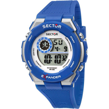 SECTOR EX-10 Chronograph Blue