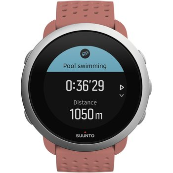 SUUNTO 3 Granite Red Silicone