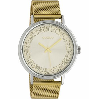 OOZOO Timepieces Gold Metallic Bracelet (42mm)