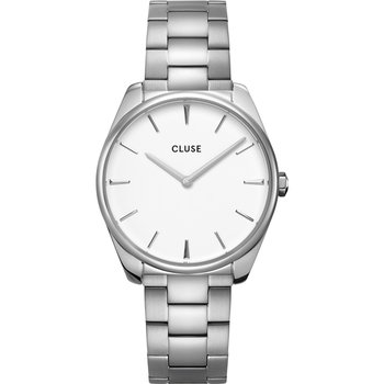 CLUSE Feroce Silver Stainless