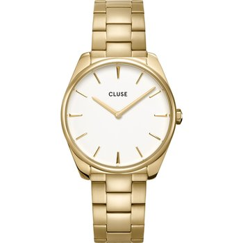 CLUSE Feroce Gold Stainless