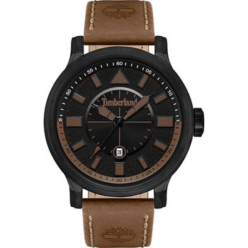 TIMBERLAND Woodmont Brown Leather Strap