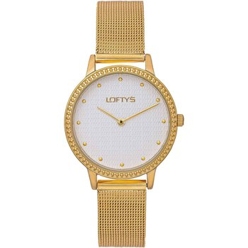 LOFTY'S Cassiopi Gold Stainless Steel Bracelet