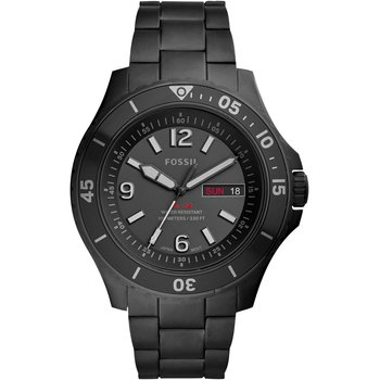 FOSSIL FB-02 Black Stainless