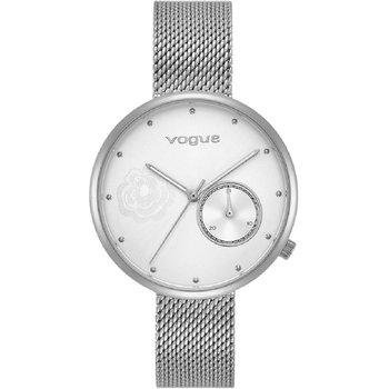 VOGUE Fiore Silver Stainless Steel Bracelet