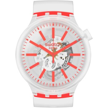 SWATCH Oranginjelly White