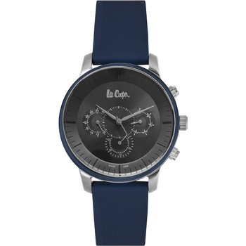 LEE COOPER Mens Blue Leather Strap