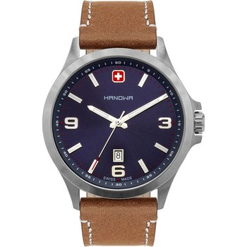 HANOWA Marvin Brown Leather Strap