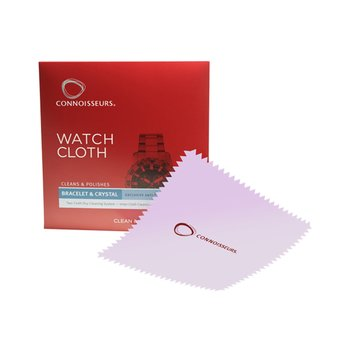 CONNOISSEURS Watch Cloth