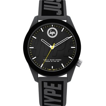 HYPE Mens Two Tone Rubber