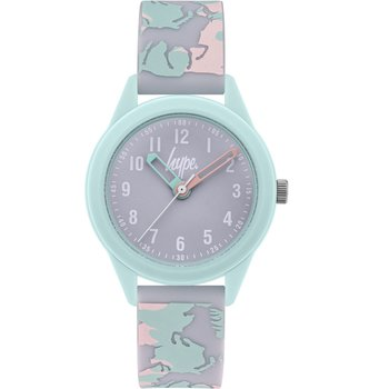 HYPE Kids Camo Rubber Strap