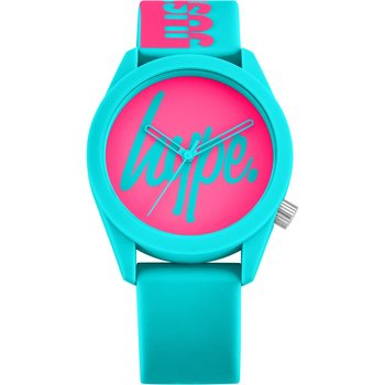HYPE Unisex Turquoise Rubber
