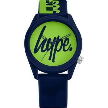 HYPE Unisex Two Tone Rubber Strap