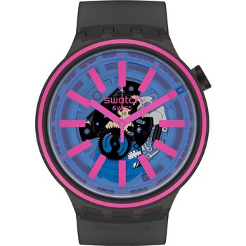 SWATCH Blue Taste Black