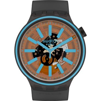 SWATCH Fire Taste Black