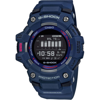 CASIO G-SHOCK Chronograph Blue Rubber Strap