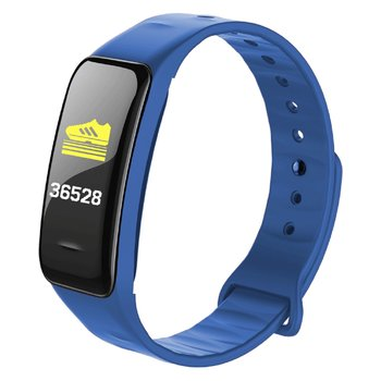 DAS.4 Fitness Tracker CN19 Blue connected
