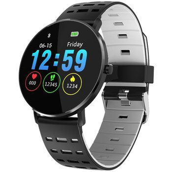 DAS.4 Smartwatch Black / Grey
