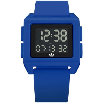 ADIDAS ORIGINALS Archive_SP1 Dual Time Chronograph Blue Silicone Strap