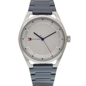 Tommy HILFIGER Casual Blue Stainless Steel Bracelet