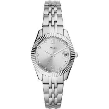 FOSSIL Scarlette Mini Crystals Silver Stainless Steel Bracelet