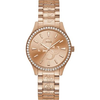 GUESS Anna Crystals Rose Gold