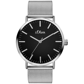 s.Oliver Unisex Silver