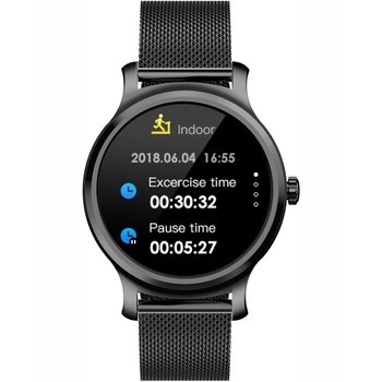 DAS.4 Smartwatch Black SL20