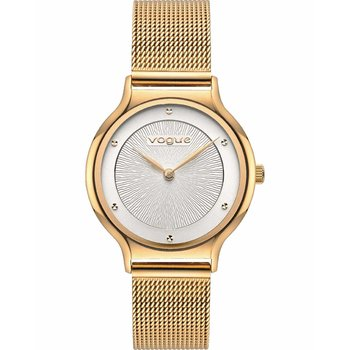 VOGUE Crystal Gold Stainless
