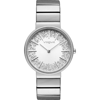 VOGUE Monica Silver Stainless Steel Bracelet