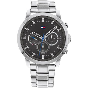 Tommy HILFIGER Casual Silver Stainless Steel Bracelet