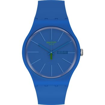 SWATCH Gents BelTempo Blue
