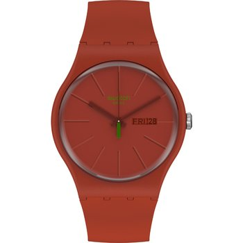 SWATCH Gents Red Vremja Red